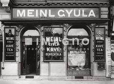 Julius Meinl shop in Hungary :)
