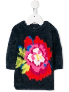 Kenzo Babies' Japanese Flower Crew-neck Jumper In Blue World Of Fashion, Kids Fashion, Fashion Design, Flower Crew, Kenzo Kids, Japanese Flowers, Jumper, Kids Outfits, Crew Neck