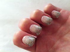 Winter wonderland nails!