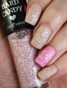 Pretty Girl Science: New Hard Candy Glitters: Fairy Ball and King of Pop