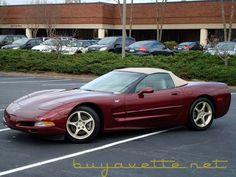 2003 50th Anniversary Corvette :)
