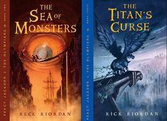 Avid Reader's Musings: Book Reviews: Percy Jackson Series
