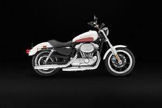 HARLEY-DAVIDSON  XL883 SUPER LOW - 2012
