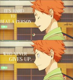 That\'s true (y) Anime:Haikyuu