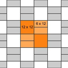 Flooring Tile Design Pattern