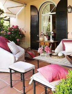 stunning porch