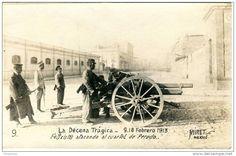 decena tragica 1913 - Pancho Villa, Mexican Army, Mexican Revolution, Rare Images, Urban, Whiteboard, Vintage, 1950s, Viva Mexico