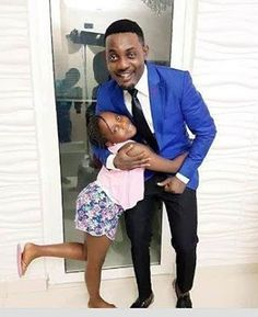 EkpoEsito.Com : AY Comedian wishes daughter Michelle a happy birth...