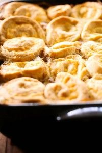 Biscuits and Gravy Casserole | Chef in Training