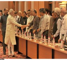 Modi cuts through red-tapism, interacts directly with secretaries to ensure good governance