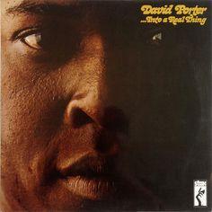 David Porter ...Into a Real Thing Vinyl LP Funk & Soul, Rhythm & Blues, Soul