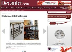 DECANTER Christmas Guide 2012