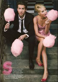 cotton candy... I am thinking for the girls next pictures :)