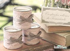 www.kamalion.com.mx - Mesa de Dulces / Candy Bar / Wedding / Boda / Rosa &…