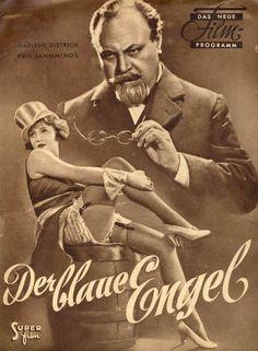 """""""L'angelo azzurro"""" - Josef von Sternberg"""