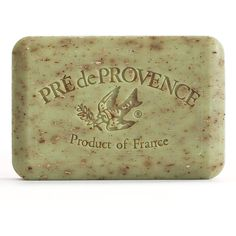PRÉ DE PROVENCE Sage Bar Soap (9.27 AUD) ❤ liked on Polyvore featuring beauty products, bath & body products and body cleansers