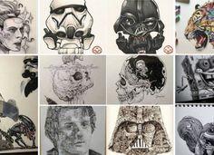 TOP 10 Arte Sem Fronteiras – Ilustrações  Surreais