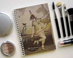 You Just Know She Wears Them  Spiral Notebook 4 x 6 by Ciaffi, $10.00