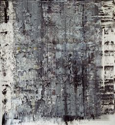 Gerhard Richter » Art » Paintings » Abstracts » 15. Nov. 06 » 898-12