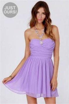 Cool casual lavender dresses 2017-2018 Check more at http://24myfashion.com/2016/casual-lavender-dresses-2017-2018/