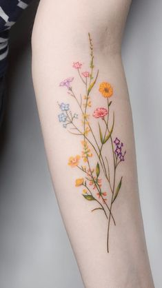Over 80 stunning watercolor tattoo ideas for women tattoo & piercing . - Over 80 stunning watercolor tattoo ideas for women tattoo & piercing – flower tatt - Pretty Tattoos, Unique Tattoos, Beautiful Tattoos, Awesome Tattoos, Best Quote Tattoos, Feminine Arm Tattoos, Tattoo Quotes, Diy Tattoo, Tattoo Arm