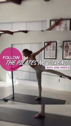Have Pilates your Way. ❤️ Perform dozens of gym-quality exercises practically anywhere with the simple snap-together bar and easy-quick-to-adjust resistance band to customize your Yoga, Pilates, stretching, or toning workouts. Have a relaxing and enjoyable workout experience same as her with this amazing Flexies Pilates Bar.💫 #ad Bar Workout, Body Workout At Home, At Home Workouts, Pilates Workout Videos, Toning Workouts, Exercises, Shoulder Workout, At Home Gym, Strength Training