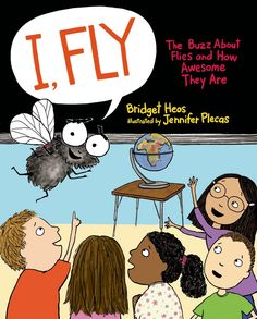 I, Fly is a simpler read for students, and the story itself is very funny. This would be a great resource for knowledge building, new vocabulary, reading comprehension strategies, spelling and word study, as well as fluency and expression.