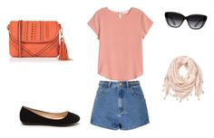"""""""Urban"""" by latyca on Polyvore featuring H&M, Glamorous, Elizabeth and James and Oasis"""