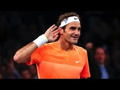 ♦HD♦ Funny Moments Of Roger Federer ( Funny, Tennis, Hilarious, Jokes) - YouTube