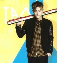 Tao ♡ #EXO // Calender 2014