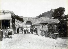 Eski İstanbul / EdirnekapıAbdullah Fréres fotoğrafı