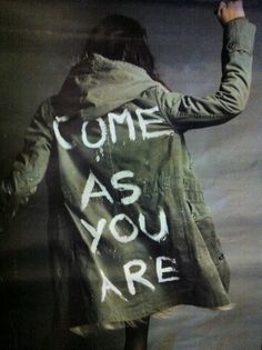 come as you are, nirvana