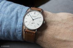 The Value Proposition: The Nomos Tangente, Setting New Standards For The Modern Watch — HODINKEE - Wristwatch News, Reviews, & Original Stories