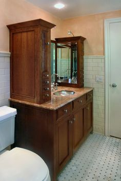 Bathroom Vanity Remodel waypoint vanity- 410 door - maple espresso | bath & kitchen