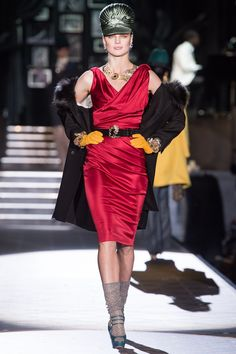 Dsquared2 Fall 2013 Ready-to-Wear Collection Photos - Vogue