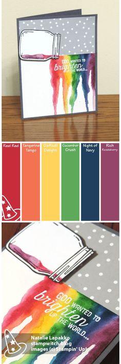 Card Making | Cards | Scrapbook Cards | Creative Scrapbooker Magazine  #cards #scrapbooking