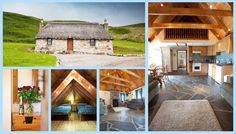 <3 Mary's Thatched Isle of Skye Cottages