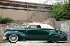 1940 Mercury Series 09A Custom Coupe
