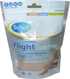 Scholl Flight Socks Sheer 6.5-8 Scholl Flight Socks Sheer 6.5-8: Express Chemist offer fast delivery and friendly, reliable service. Buy Scholl Flight Socks Sheer 6.5-8 online from Express Chemist today! (Barcode EAN=5038483219034) http://www.MightGet.com/january-2017-11/scholl-flight-socks-sheer-6-5-8.asp