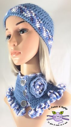 Crochet Hat + Snug C