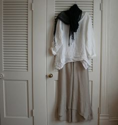 SALE  In Stock & Ready To Ship   Linen by BreatheAgainClothing