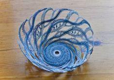 Fotogalerij | rietdelescen.nl Needle Lace, Bobbin Lace, Point Lace, Textile Art, Quilling, Needlepoint, Decorative Bowls, Macrame, Textiles