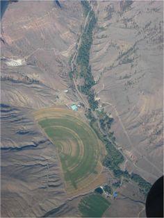 Center Pivot Irrigation Explained ~ Kuriositas