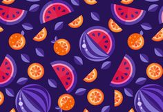 En lo más fffres.co: Cómo Crear un Llamativo Motivo de Frutas en Adobe Illustrator: What You'll Be Creating ¿Qué comida asocias con la…