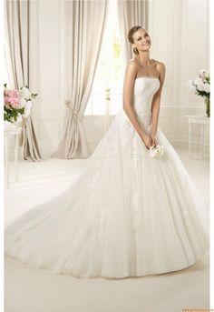 Wedding Dresses Pronovias Donaire 2014