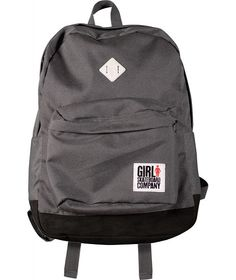 Girl Skateboards Simple Backpack - Grey
