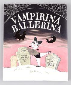 vamperina ballerina halloween book!