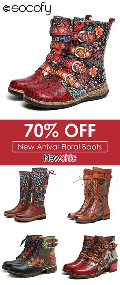 new arrival floral boots. new arrival floral boots. Sneakers Mode, Sneakers Fashion, Comfy Casual, Casual Boots, New Outfits, Casual Outfits, Floral Boots, Sandals Outfit, Sport Sandals