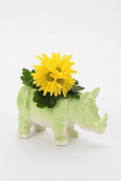 Rhino Planter #urbanoutfitters