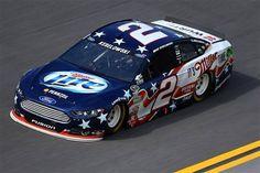 Brad Keselowski   (photo: NASCAR Images)